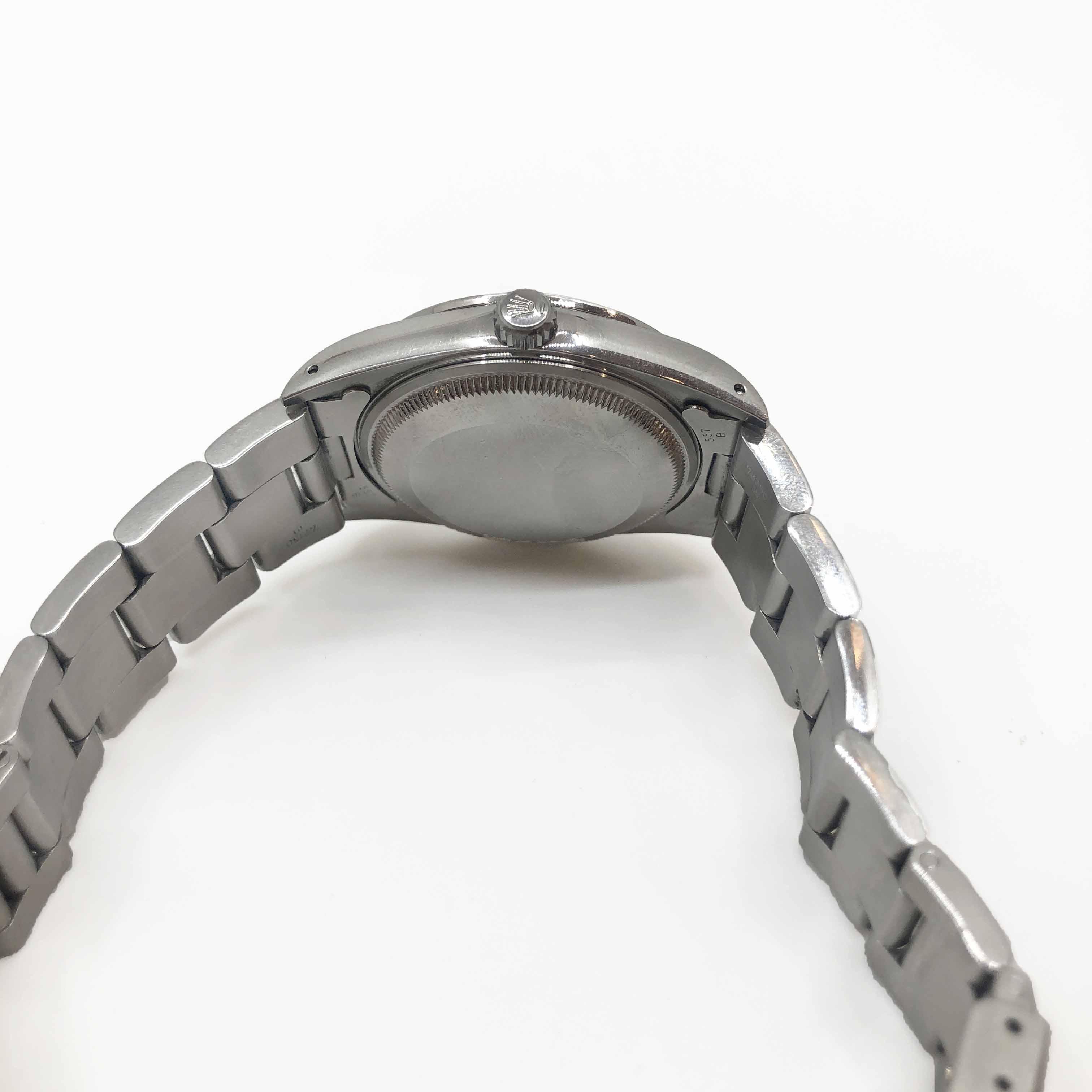 デイトジャスト腕時計